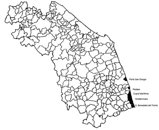 Area GAC Marhce SUD